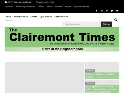 The Clairemont Times