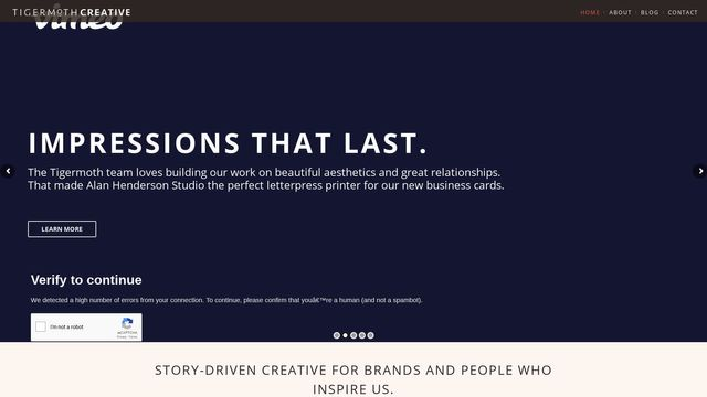 Tigermoth Creative, LLC