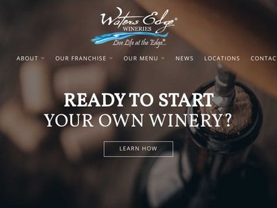 TEXT Waters Edge Wineries, Inc.
