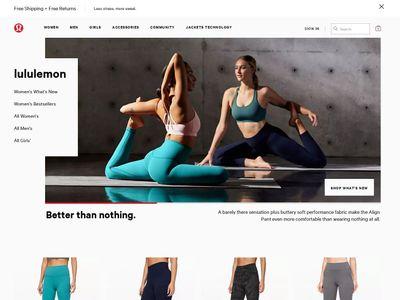 lululemon athletica UK Ltd