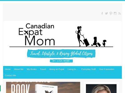 Canadian Expat Mom