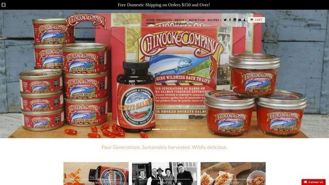 Chinook & Company