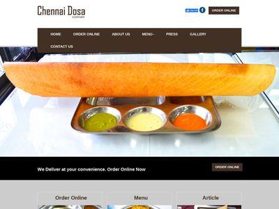 Chennai Dosa Corner