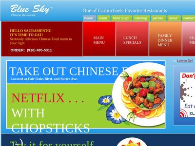 Blue Sky Chinese Restaurant