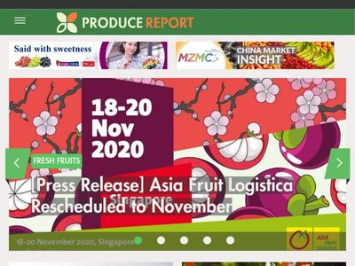 Produce Report