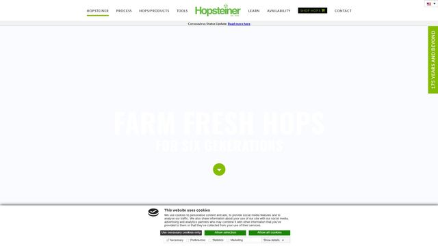 Hops Extract Corporation of America