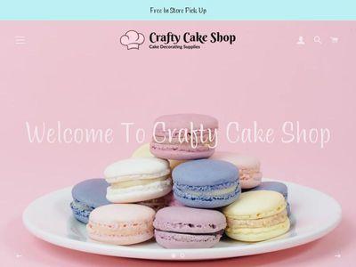 Crafty Cake Shop