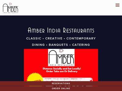 Amber India Restaurants