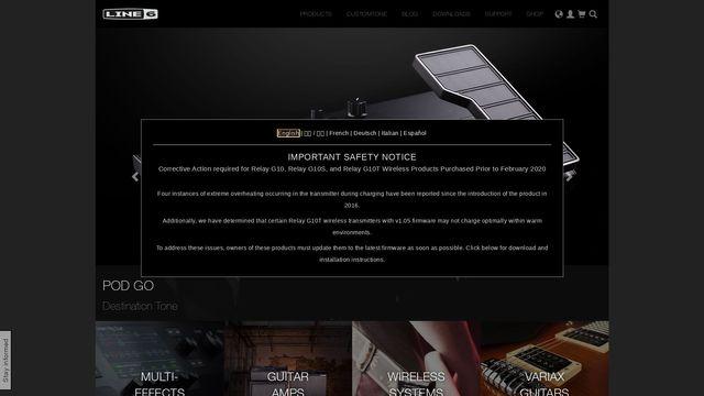 Yamaha Guitar Group, Inc.
