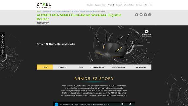 Zyxel Communications Corp.