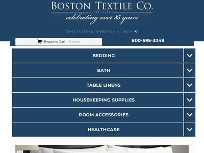 Boston Textile Company, Inc.