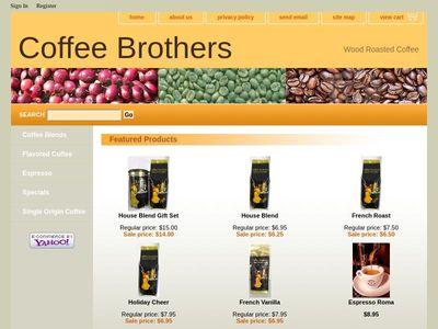 Coffee Brothers Coffee Roasters Inc.