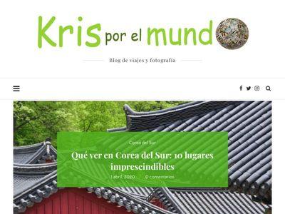 Kris por el mundo - Blog de viajes y fotografía
