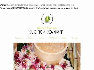Cuisine and Company | Vancouver Event Catering and Wedding Planning