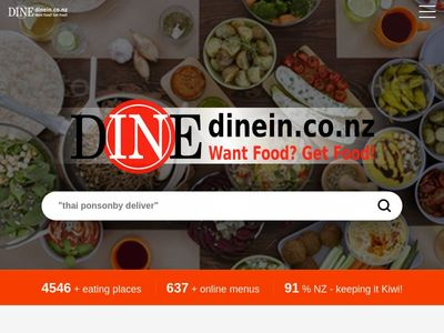 Dine In Limited