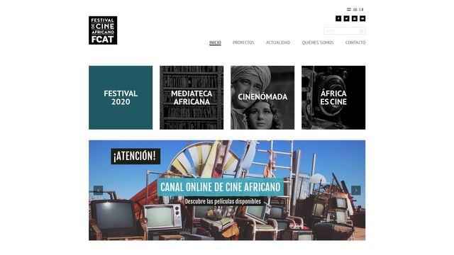 Festival de Cine Africano - FCAT