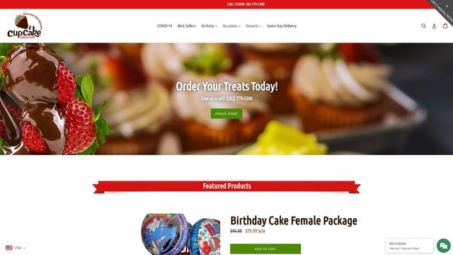 CupcakeDropoff .com