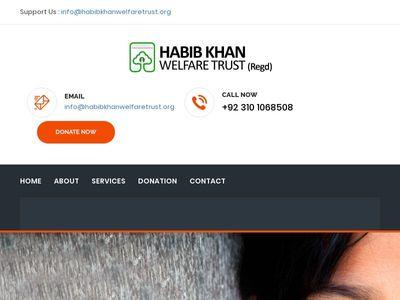 Habib Khan Welfare Trust