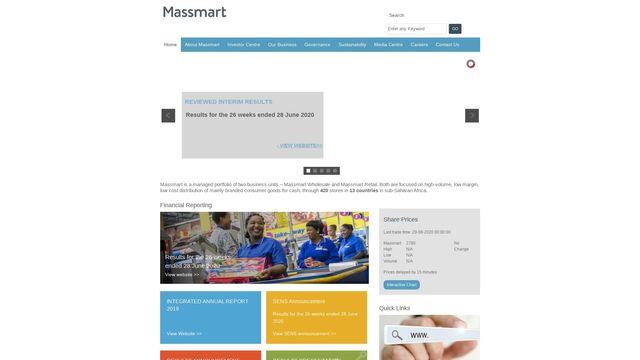 Massmart Holdings Limited