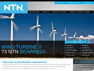 NTN Bearing Corp. of America