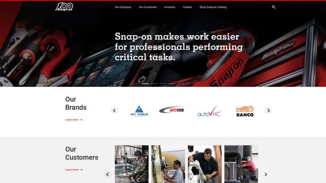 Snap-on Business Solutions Inc.