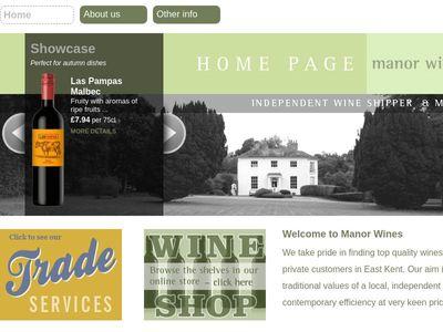 Manor Wines Ltd