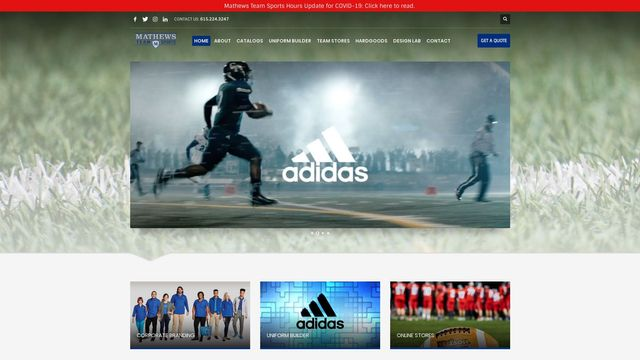 Mathews Team Sports LLC