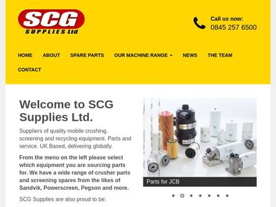 SCG Supplies Ltd