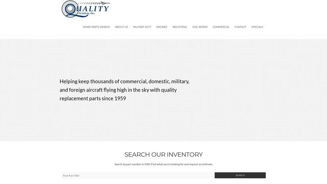 Quality Aviation, inc