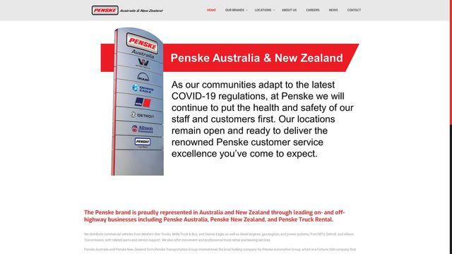 Penske Power Systems Pty Ltd