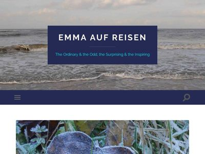 Emma auf Reisen | The Ordinary & the Odd, the Surprising & the Inspiring