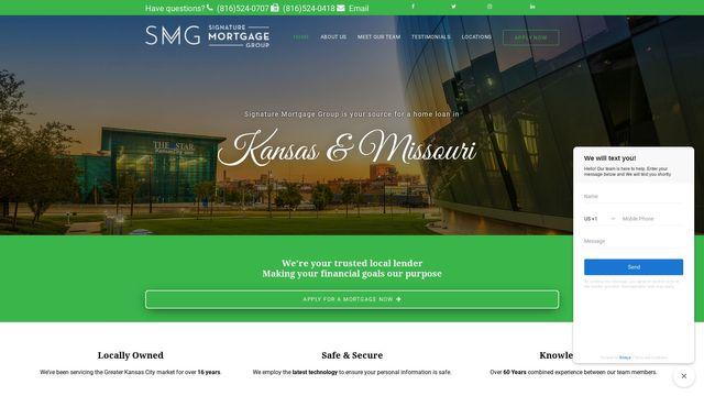 Signature Mortgage Group, LLC