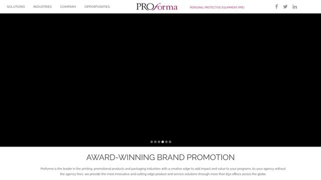 Proforma Marketing Concierge UK Ltd.