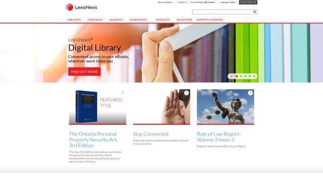 LexisNexis Canada Inc.