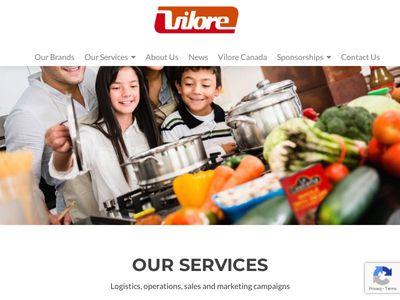 Vilore Foods Company Inc.