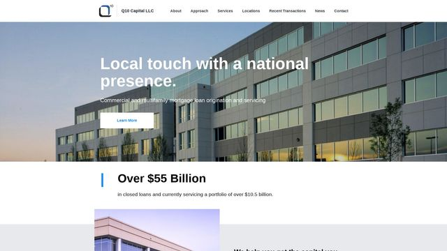 Q10 Capital, LLC.