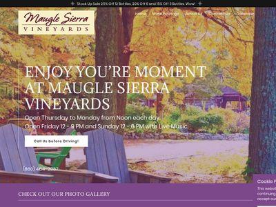 Maugle Sierra Vineyards LLC