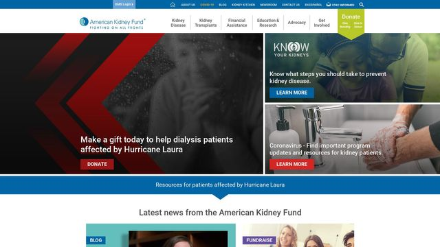 American Kidney Fund, Inc.