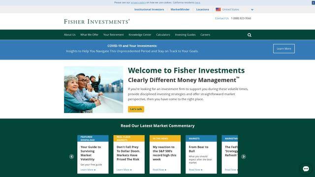 Fisher Asset Management, LLC