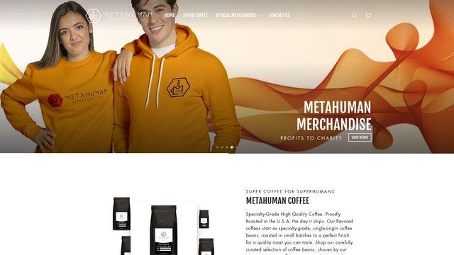 Metahuman Super Coffee Company