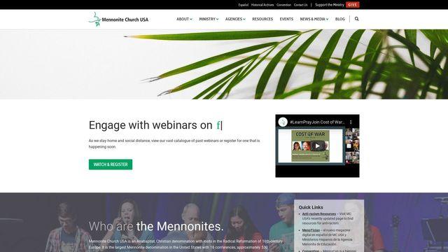 Mennonite, Inc