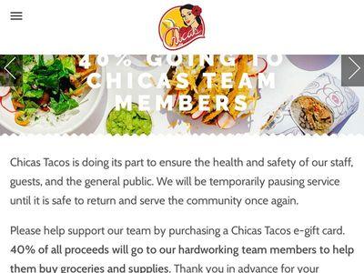 Chicas Tacos, LLC