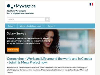 Mywage Canada