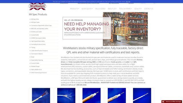 WireMasters, Inc.