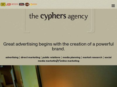 The Cyphers Agency, Inc.