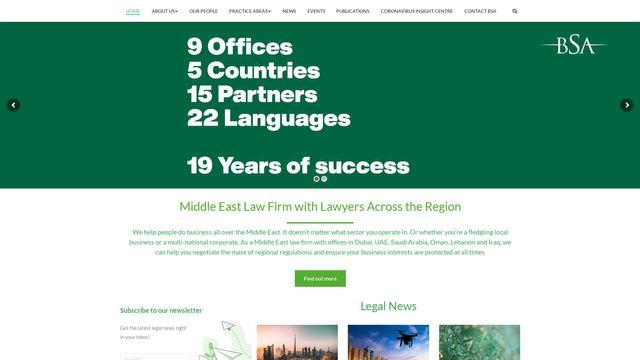 Bsa Ahmad Bin Hezeem & Associates Llp