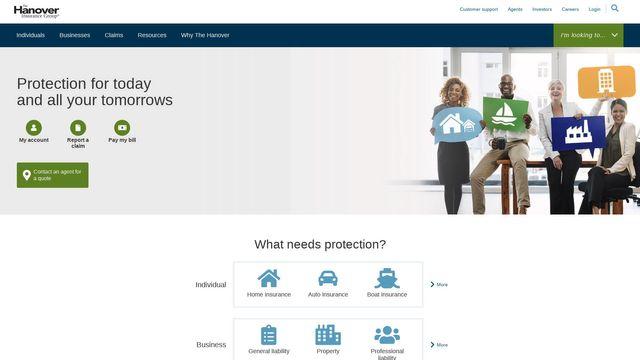 The Hanover Insurance Group, Inc.