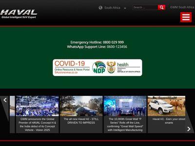 Haval Motors SA Pty Ltd