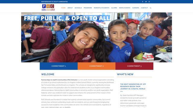 Partnership to Uplift Communities, Inc.