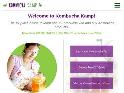 Kombucha Kamp
